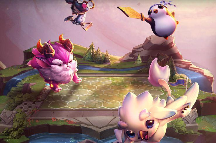 云顶之弈:每3月大更一次,上线新玩法、英雄和羁绊